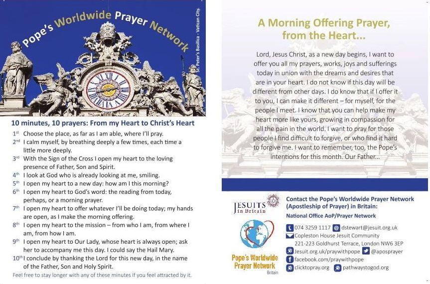 10 Minute Prayer